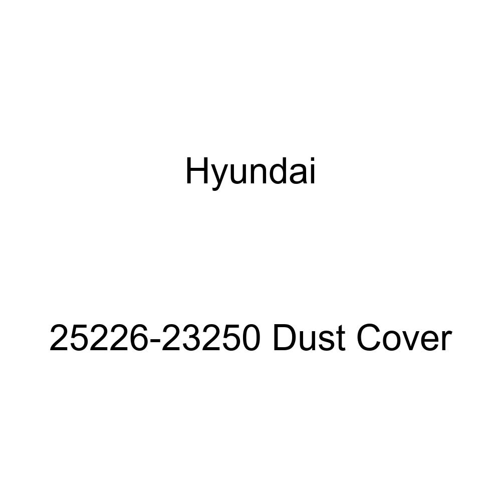 Genuine Hyundai 25226-23250 Dust Cover