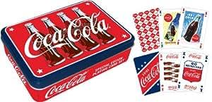 Coca Cola Playing Card Gift Tin