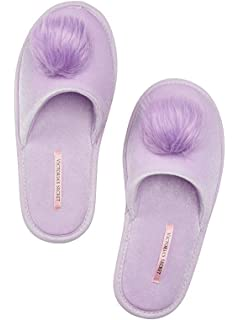 Victorias Secret Pom Pom Pretty Slippers