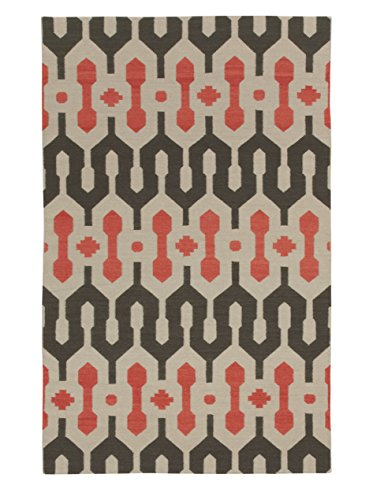 Spain Smoke/Apricot Rug Rug Size: 5' x 8' by Genevieve Gorder Rugs