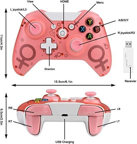 Manette sans fil Lampelc pour Xbox One, - Actualités des Jeux Videos