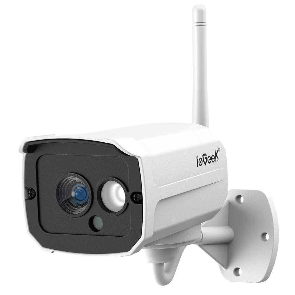 ieGeek Security WiFi CCTV Outdoor IP Camera 1080P FHD Wireless Waterproof  Surveillance Bullet Camera f0e7ccb942