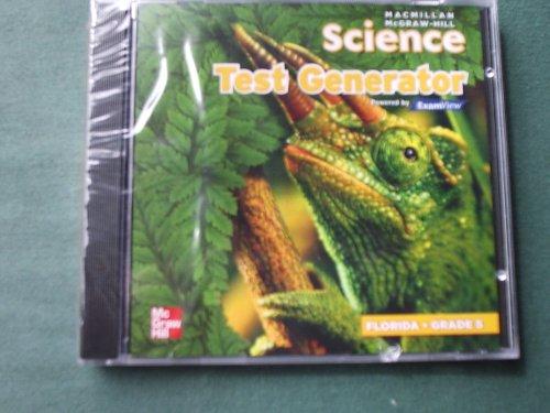 Amazon.com: Macmillan McGraw-Hill Science Test Generator Grade 5 ...