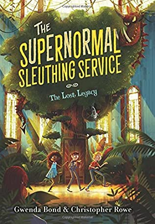 book cover of The Lost Legacy