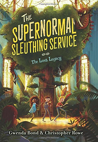 Supernormal Sleuthing Service Lost Legacy product image