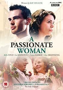A Passionate Woman (2 discs) [DVD] [Reino Unido]