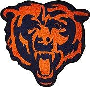 NFL Chicago Bears Mascot Mat, 3' x 4'/Smal