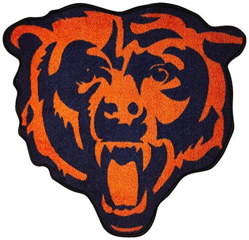 NFL Chicago Bears Mascot Mat, 3' x 4'/Small, ()