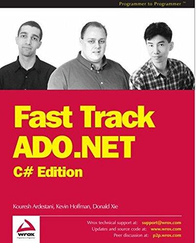 Fast Track ADO.NET by Brand: Peer Information Inc.
