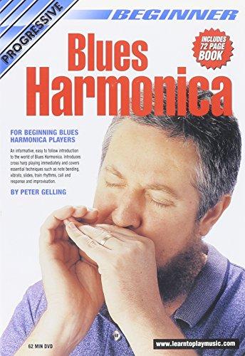 Progressive Harmonica (Beginner Blues Harmonica)