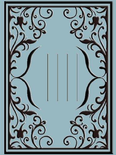 "Crafts-Too Embossing Folder 4""X6""-Invitation"