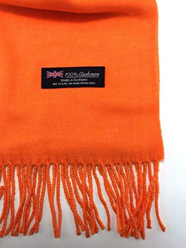 Long Bed Boss Bars (Orange_Solid Scarf 72