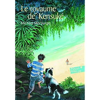 Royaume de Kensuke (Folio Junior) (French Edition)