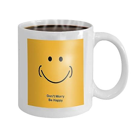 Taza de café de 11 oz Citas motivacionales Cartel Diseño de ...