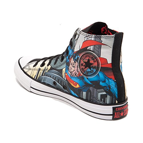Converse Dc Comics Chuck Taylor All Star Sneakers Superman