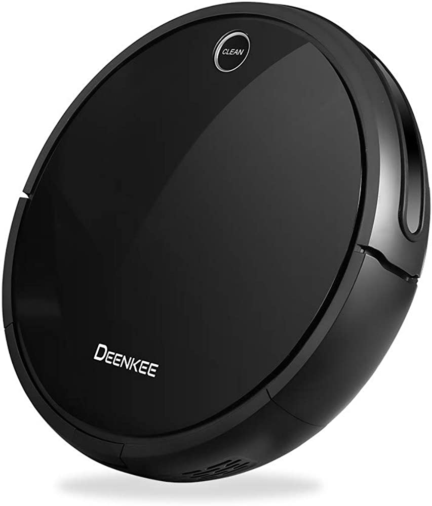 Best4UrLife Smart Robotic Vacuum Cleaner,Slim Self-Charging Smart Automatic Sweeper,Strong Suction,Super-Thin,Quiet,Fast-Delivery