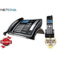RCA ViSYS 25255RE2 - cordless phone - answering system with caller ID/call - By NETCNA