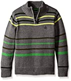 Product review for Calvin Klein Boys' Half Zip Sweater