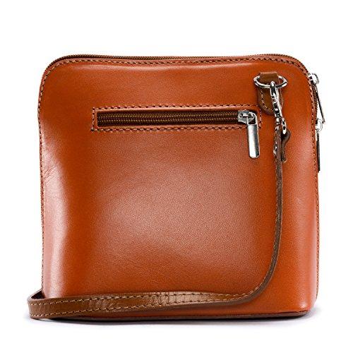 Sac cuir Orange Muse Modèle femme à Main bandoulière gd rqr1z