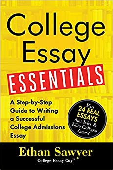 How to write college admission essay 3 page