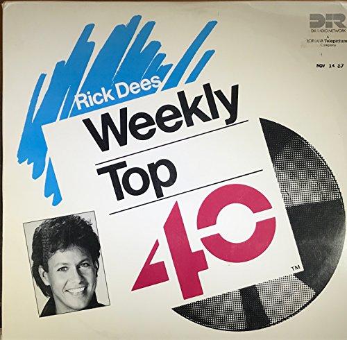 Rick Dees - Weekly Top 40 -- Week of November 14-15, 1987 (Rick Dees And The Weekly Top 40)