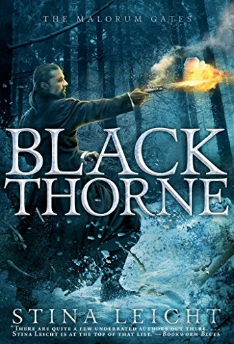 Blackthorne (The Malorum Gates Book 2)