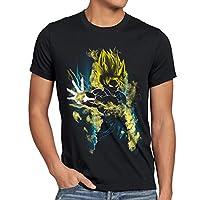 CottonCloud Power of Goku Herren T-Shirt dragon Z vegeta roshi ball,...