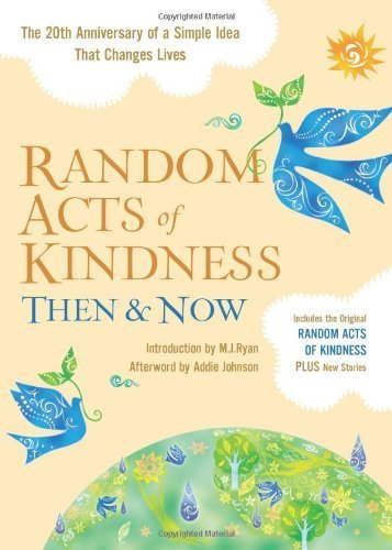 Random Acts Kindness Then Now