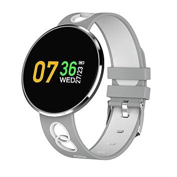 AASSXX Reloj inteligenteNueva Moda Lady Smart Watch 3D ...