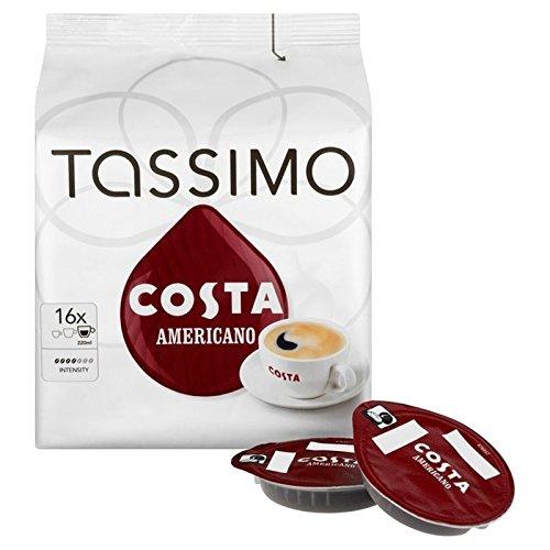 【楽ギフ_のし宛書】 1パック16アメリカーノマイストアコスタ (x 6) 6) - Tassimo Americano Costa Americano 16 - per pack (Pack of 6) [並行輸入品] B01LWMRXVH, cocoro工房:47e6edf4 --- svecha37.ru