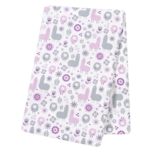Trend Lab Friends Flannel Swaddle