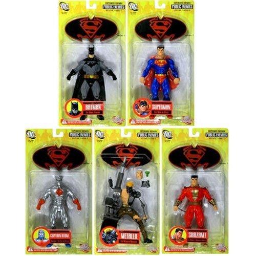 Superman/Batman 1 - Public Enemies: Action Figures Set of 5