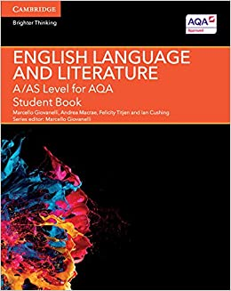 Aqa english language and literature a level past papers