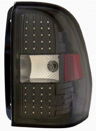 Depo M35-1901P-AS3 Carbon Fiber LED Tail Light Assembly