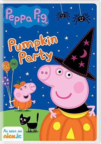 Nick Jr Com Halloween (Peppa Pig: Pumpkin Party)