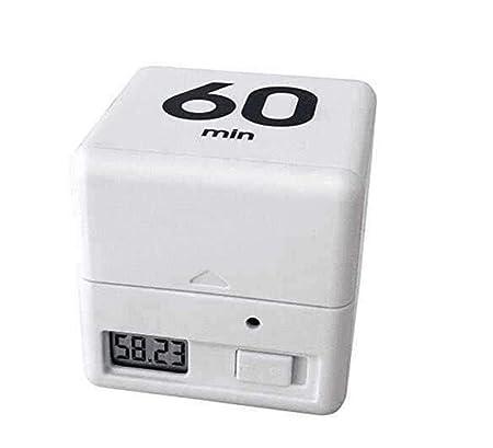 XNSZ Temporizador cúbico Cocina Despertador Despertador de ...
