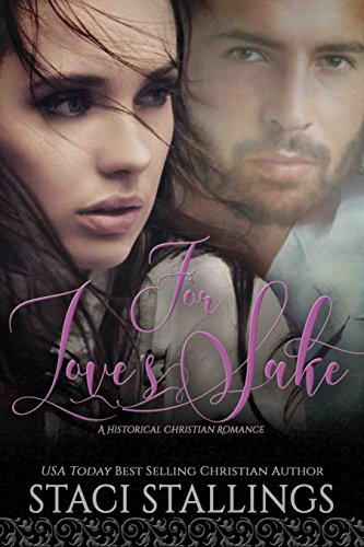 For Love's Sake: A Historical Christian Romance cover