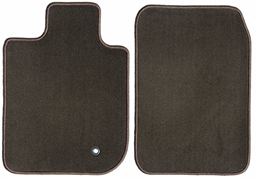 GG Bailey D60045-F1A-CH-BR Front Set Custom Car Mat, Chocolate Brown (For Select Lotus Evora Models (Standard))