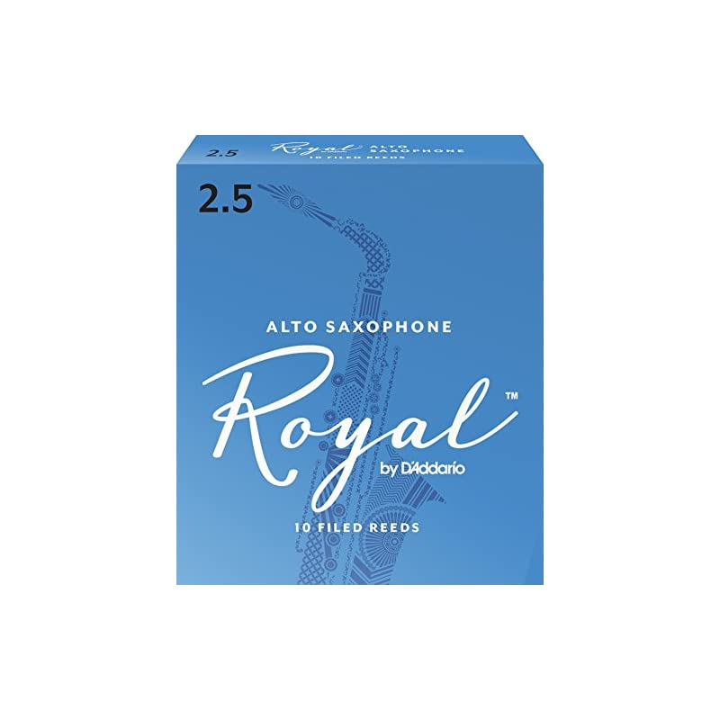 Royal by D'Addario RJB1025 Alto Sax Reed