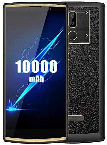 OUKITEL K7 Pro Unlocked Phone, 10000mAh Extend Life Cell Phone Unlocked Android Smartphone 64+4GB Dual Sim International…