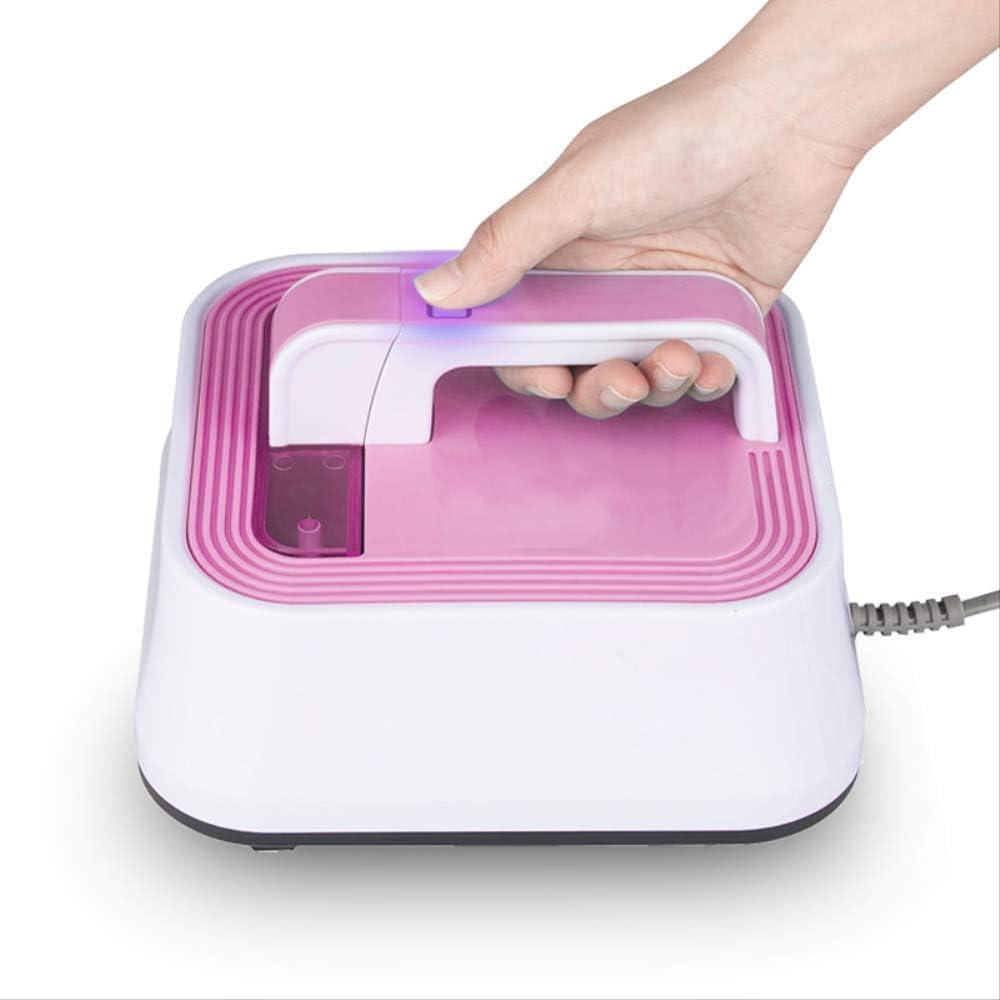 hsoazi in Aggiunta al Ticker UV Dewormer Mini Bed Aspirapolvere Ad UltrasuoniRosa Pink