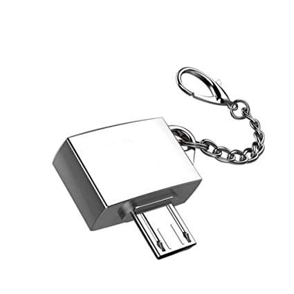Amazon.com: exteren adaptador convertidor OTG Micro USB ...