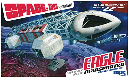 MPC 1 48 Space 1999 Eagle Transporter