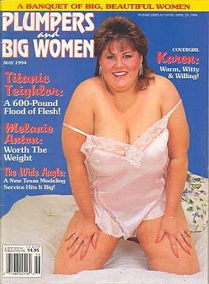 Plumpers Magazine Girls