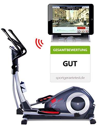 Sportstech CX620 Profi Crosstrainer mit Smartphone App