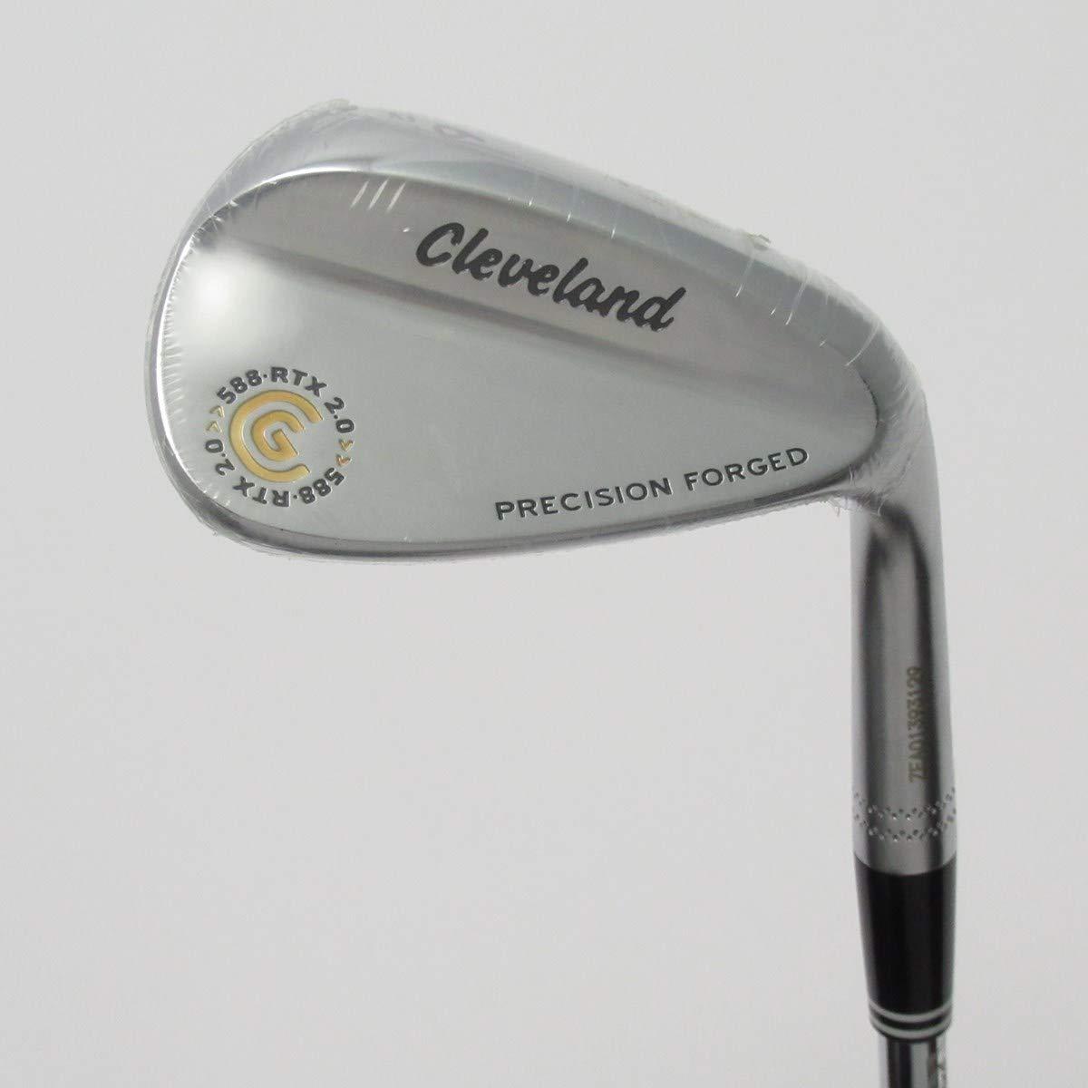 【中古】クリーブランド Cleveland Golf 588 RTX 2.0 PRECISION FORGED ウェッジ N.S.PRO 950GH 【56-12】 B07PM784PP  /S