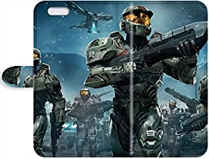 Christmas Gifts 1727462PJ622894192I5C Lovers Gifts Awesome Defender Leather Hard Leather Case Cover For Halo Wars Game iPhone 5c Robert Taylor Swift's Shop