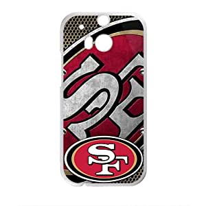 SF NFL Fahionable And Popular High Quality Back Case Cover For HTC M8