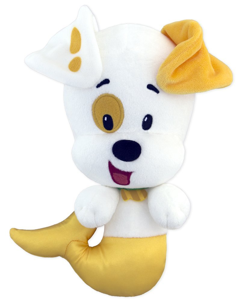 amazoncom nickelodeon plush bubble guppies puppy toys games