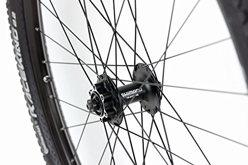"Mavic Rim 29er Mountain Bike Wheels with Disc Brake Shimano Hubs PLUS Free Continental 29x2.2"" Race King Tires and Tubes!"